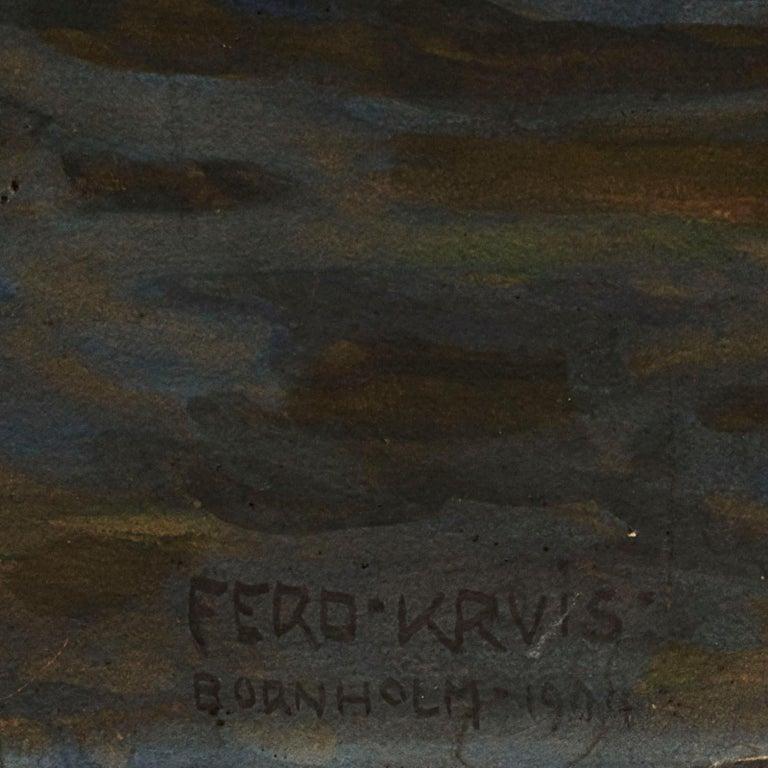 Paint Ferdinand Kruis:
