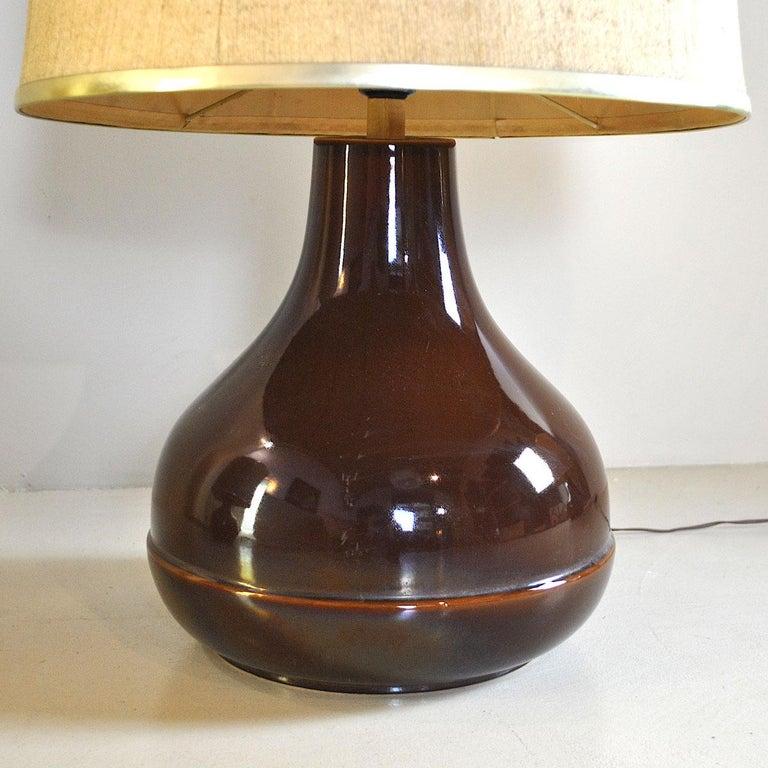 Ferlaro Ceramic Italian Midcentury Table Lamp 11