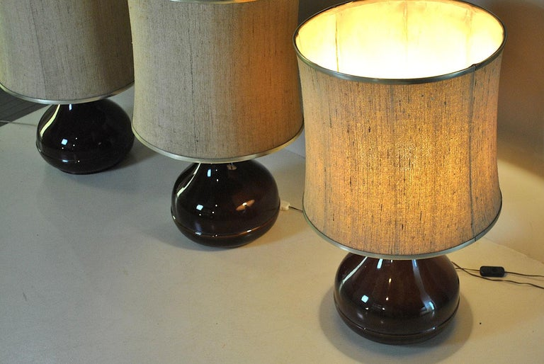 Ferlaro Ceramic Italian Midcentury Table Lamp 2