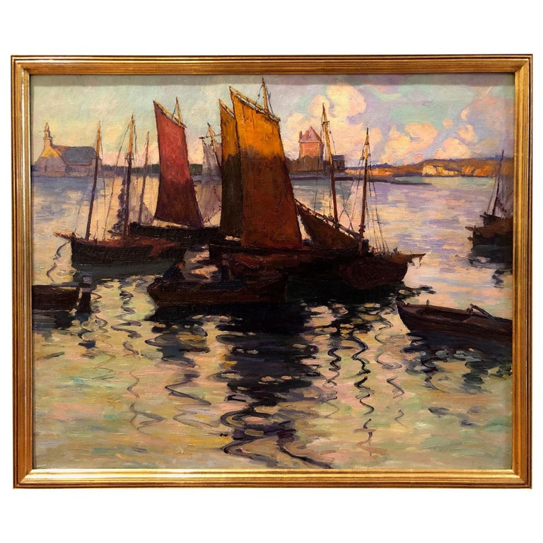 Fern Isabel Coppedge, Gloucester Harbour For Sale