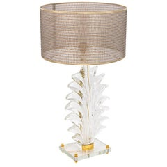 Fern Lamp in Murano Glass, 1970s