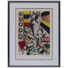 Fernand Léger Artwork