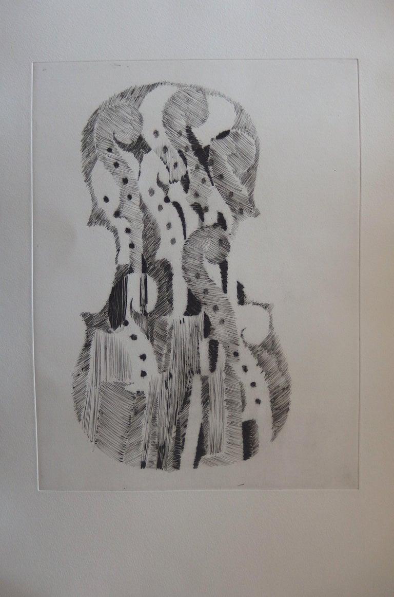 Set of 7 Original etchings - 1979 2