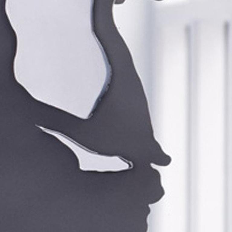 Venus de Milo - Gray Figurative Sculpture by Fernandez Arman