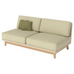 Fernandez Loveseat Sofa, Contemporary Mexican Design