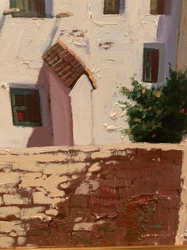 Views of Spain - Painting by Fernando Alcaraz