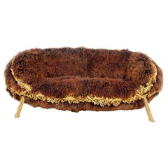 Fernando and Humberto Campana Anhanguera Sofa from the Brazilian Baroque Collect