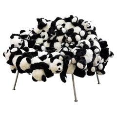 "Fernando and Humberto Campana, ""Panda Banquete Chair"", Designed in 2005"