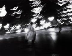 'Blurry Reality' vintage Manhattan photograph