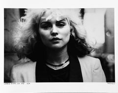 Debbie Harry photograph 'The Foreigner' 1977 (Blondie)