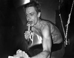 Iggy Pop Photograph New York, 1982 (Iggy Pop New York)