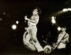 Jello Biafra photograph The Dead Kennedys (Rock photography)