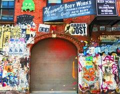 New York Street Art Photo (Chelsea Manhattan)
