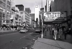 New York Times Square photograph, 1978 (New York street photography)