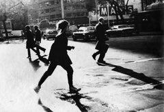 New York Union Square photograph 1984 (Manhattan photograph)