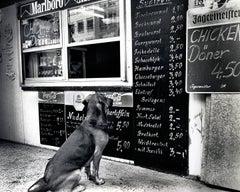 'Schnitzel Please!' Dresden Germany, 1999