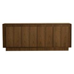 Feronia Light Wood Cabinet