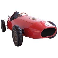 """Ferrari 500 F2"" Prototype, Children's Car, 1: 2 Scale, 1950s"