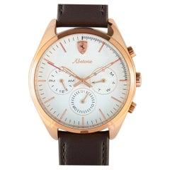 Ferrari Abetone Stainless Steel Watch 0830504
