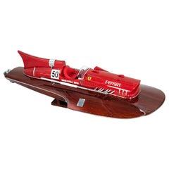 Ferrari Arno XI Hydroplane Model