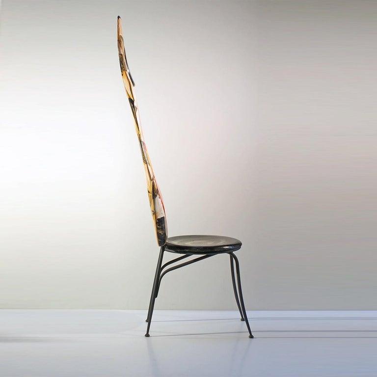 Italian Ferrari Chair For Sale