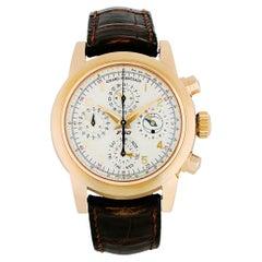 Ferrari Perpetual Calendar Chronograph Wristwatch by Girard-Perregaux