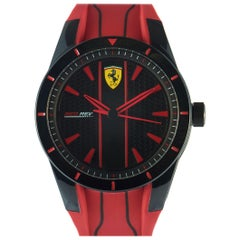 Ferrari Red Rev Watch 0830539