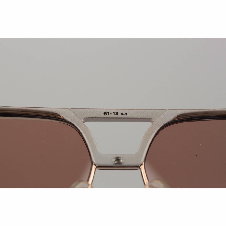 FERRARI Vintage Sunglasses F35 Alutanium 61,13mm 140 For
