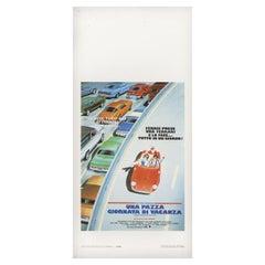 Ferris Bueller's Day Off 1986 Italian Locandina Film Poster