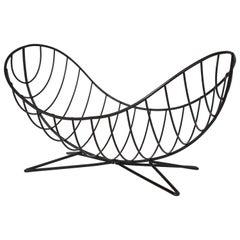 Ferris-Shacknove Twin Scoop Wire Fruit Basket