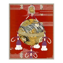 Festival Balloon Japanese Print by CuratedKravet