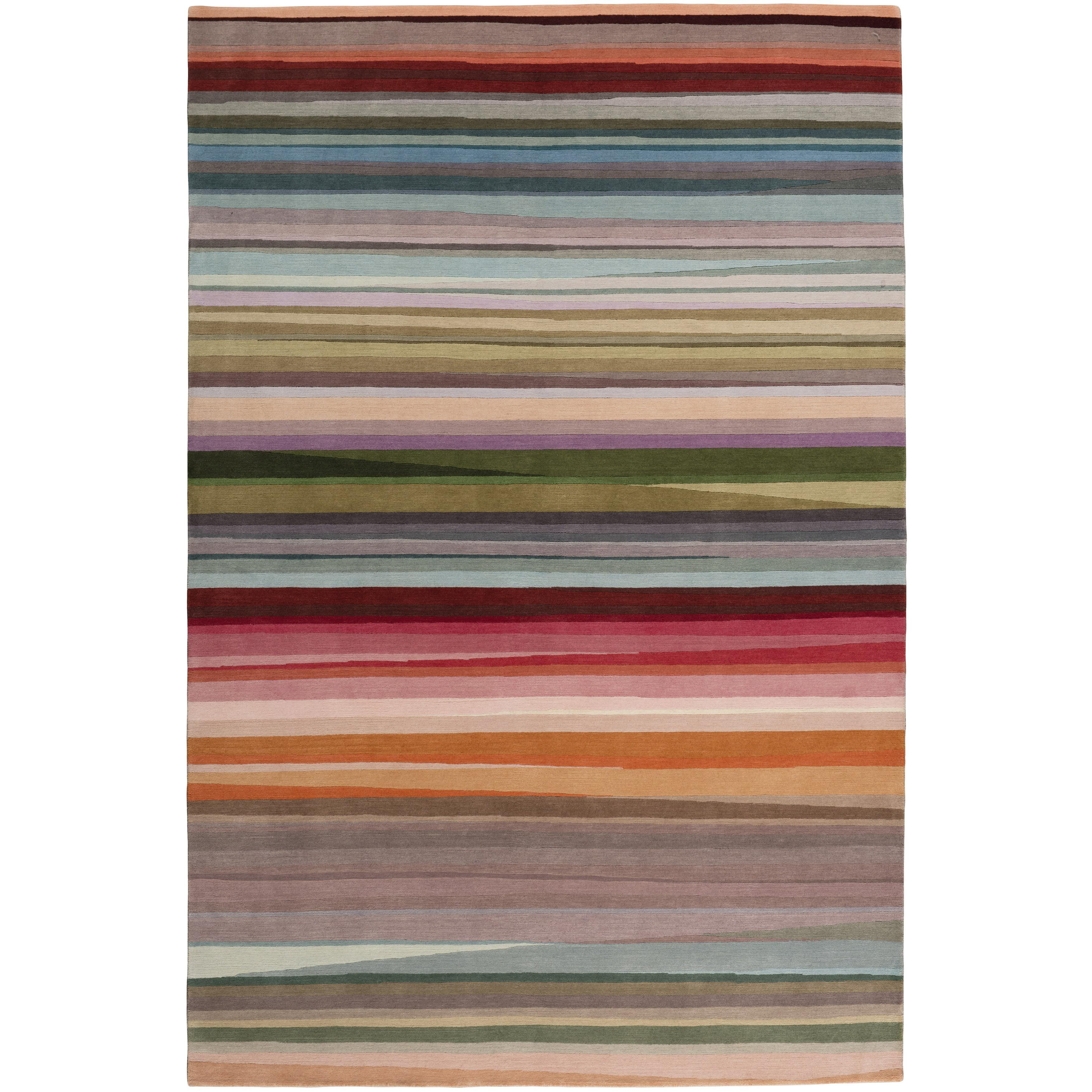Festival Hand-Knotted 10x8 Rug in Wool by Paul Smith