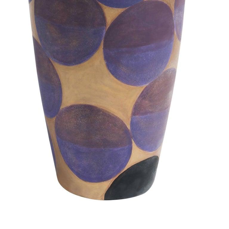 Italian Fez Afro Vase For Sale