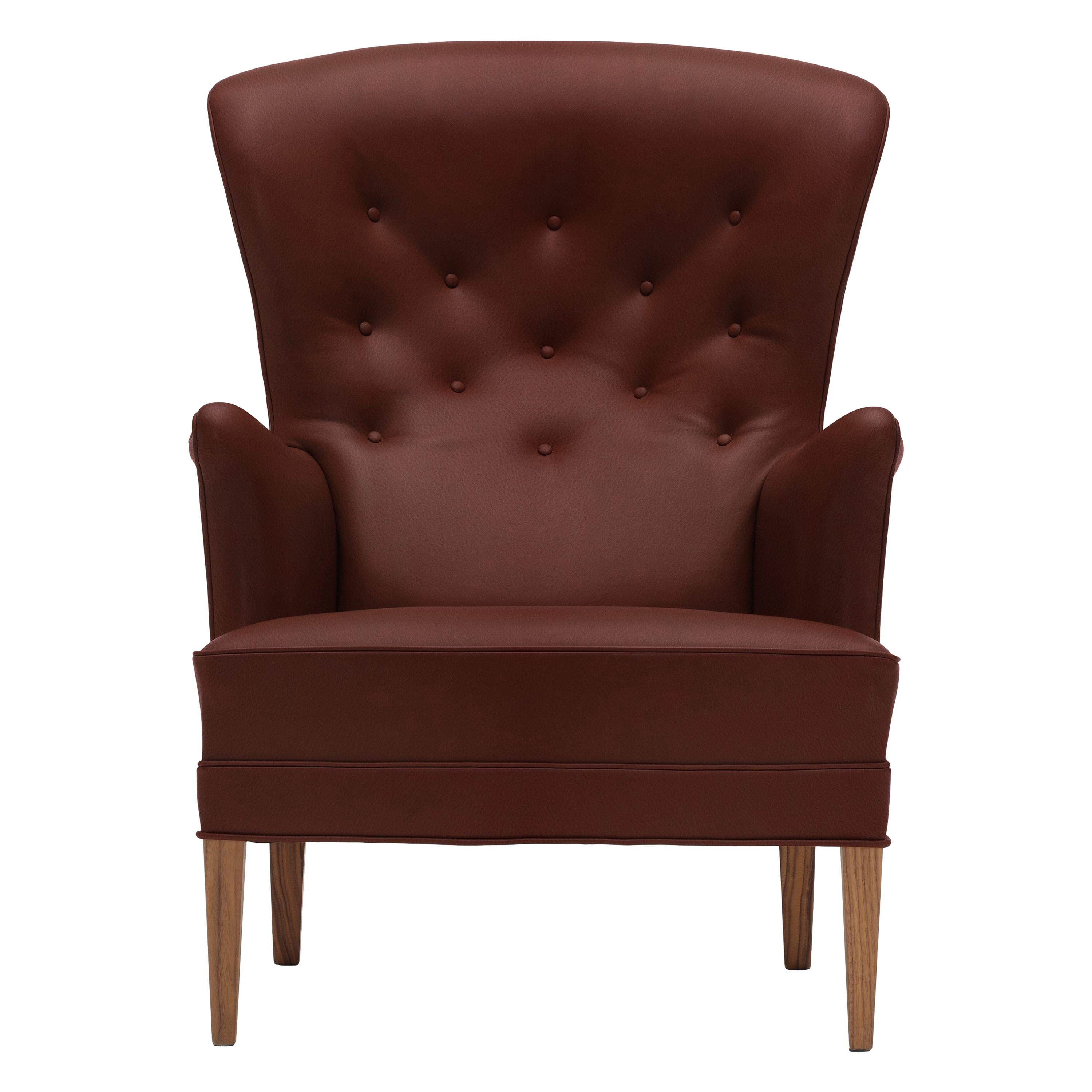 FH419 Heritage Chair in Walnut Oil by Frits Henningsen