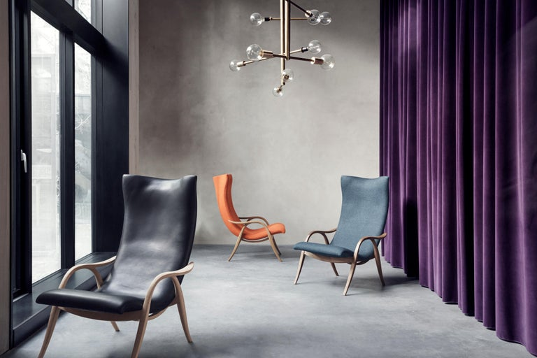 FH429 Signature Chair in Oiled Oak by Frits Henningsen For Sale 4