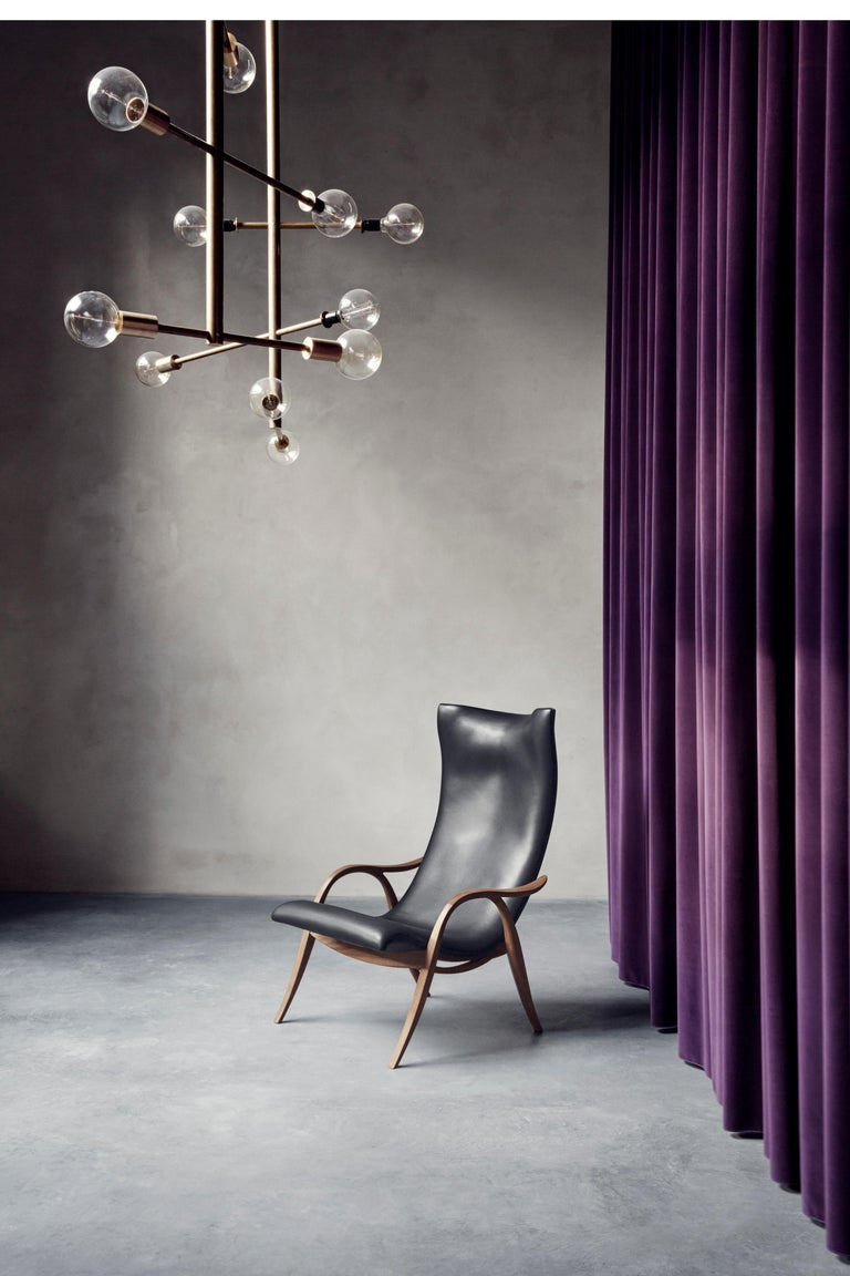 FH429 Signature Chair in Oiled Oak by Frits Henningsen For Sale 5