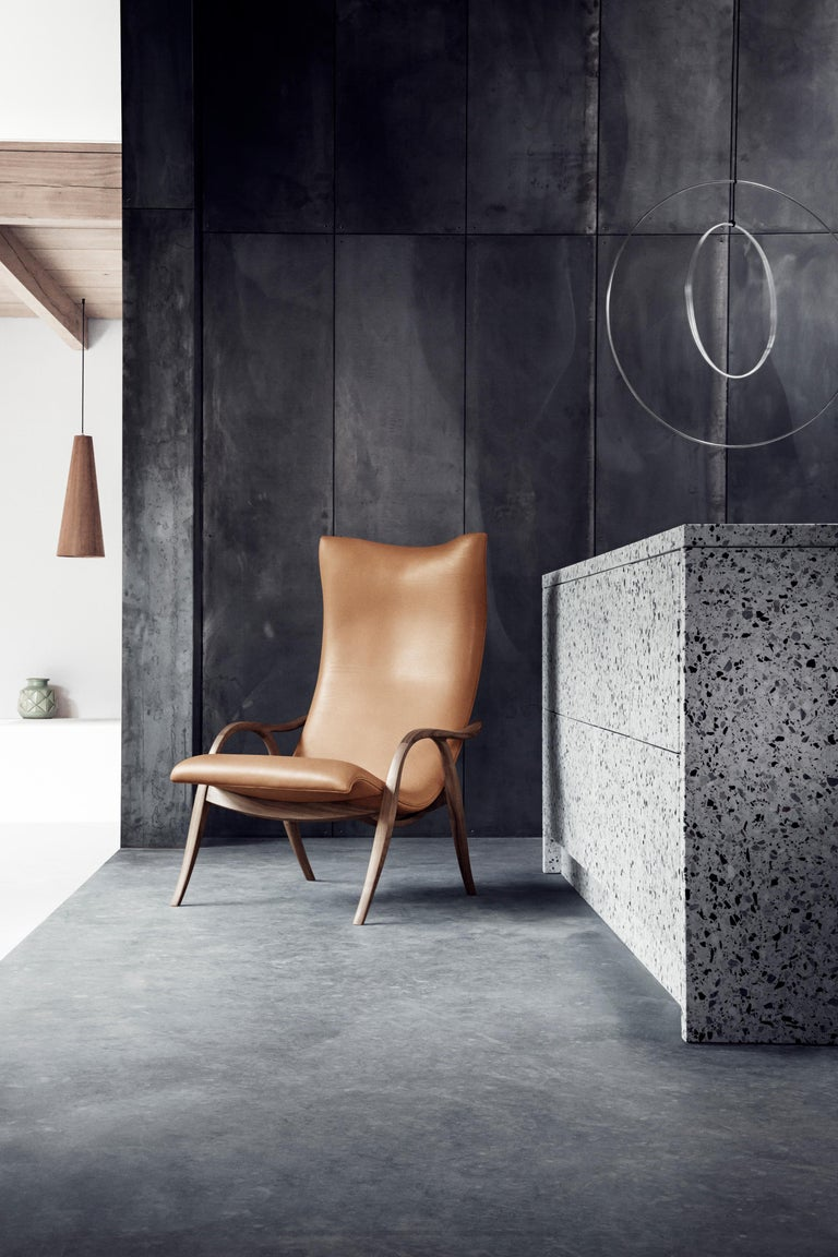 FH429 Signature Chair in Oiled Oak by Frits Henningsen For Sale 6