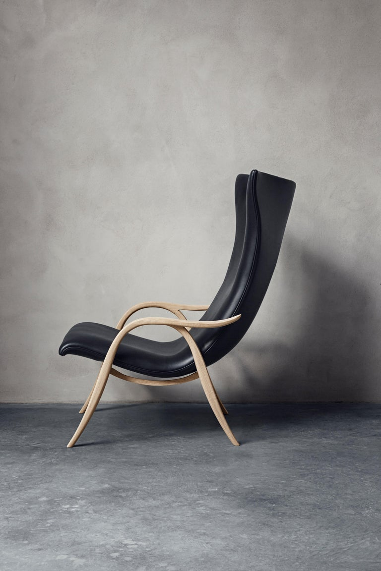 FH429 Signature Chair in Oiled Oak by Frits Henningsen For Sale 2