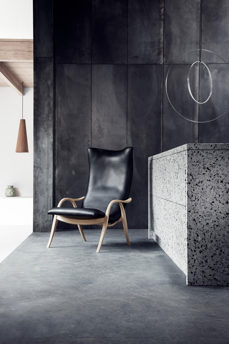 FH429 Signature Chair in Oiled Oak by Frits Henningsen For Sale 3