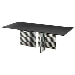 Fiam Big Wave Glass Table