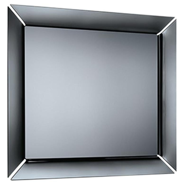 Fiam Caadre 675/TV Mirror with TV, by Philippe Starck
