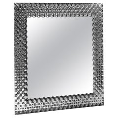 Fiam Pop Square Mirror by Marcel Wanders