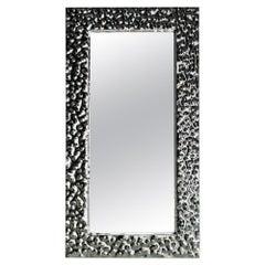 Fiam Venus 204 Rectangular Mirror in Glass, by Vittorio Livi