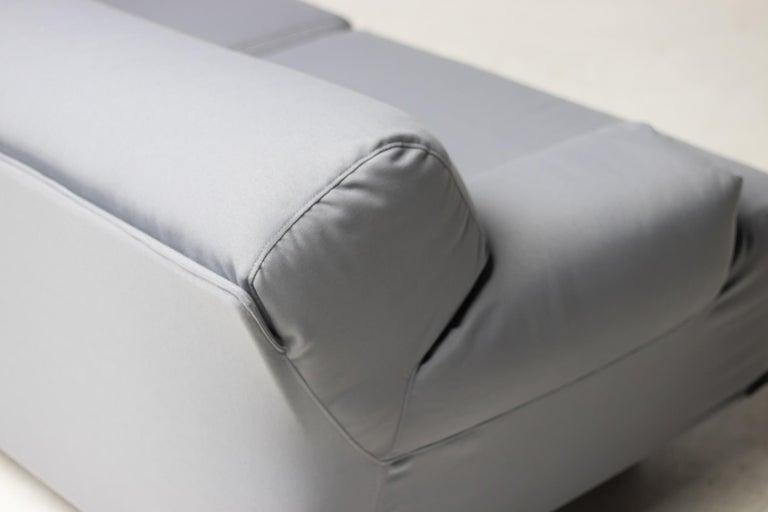 Late 20th Century Fiandra Modular Sofa by Vico Magistretti for Cassina For Sale