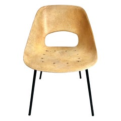 Fiberglass Chair by Pierre Guariche