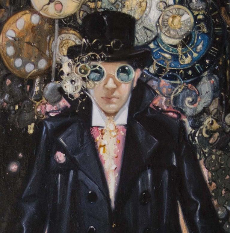 Creator - Painting by Fidan Kim