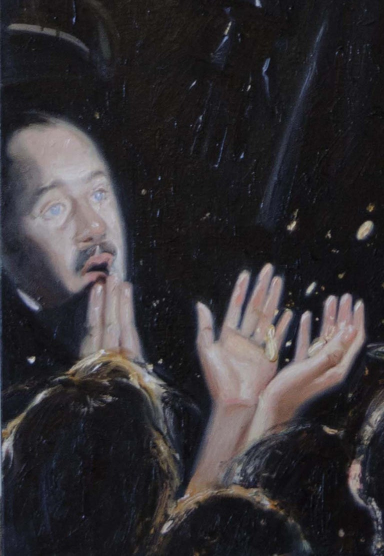 Creator - Contemporary Painting by Fidan Kim