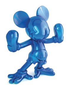 Freaky Mouse (small) - Polished Chrome or Resin