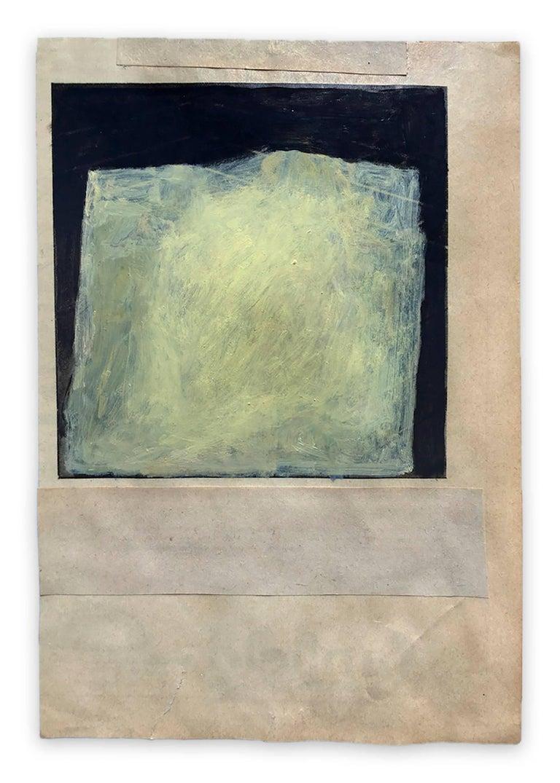 Fieroza Doorsen  Abstract Painting - Untitled (ID 1283)