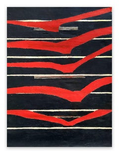Untitled (ID 1286) (Abstract painting)